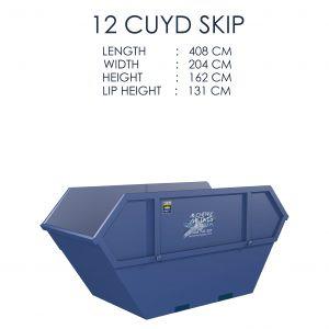 123 CUYD Skip Storage Solution
