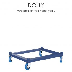 Dolly Storage Solution