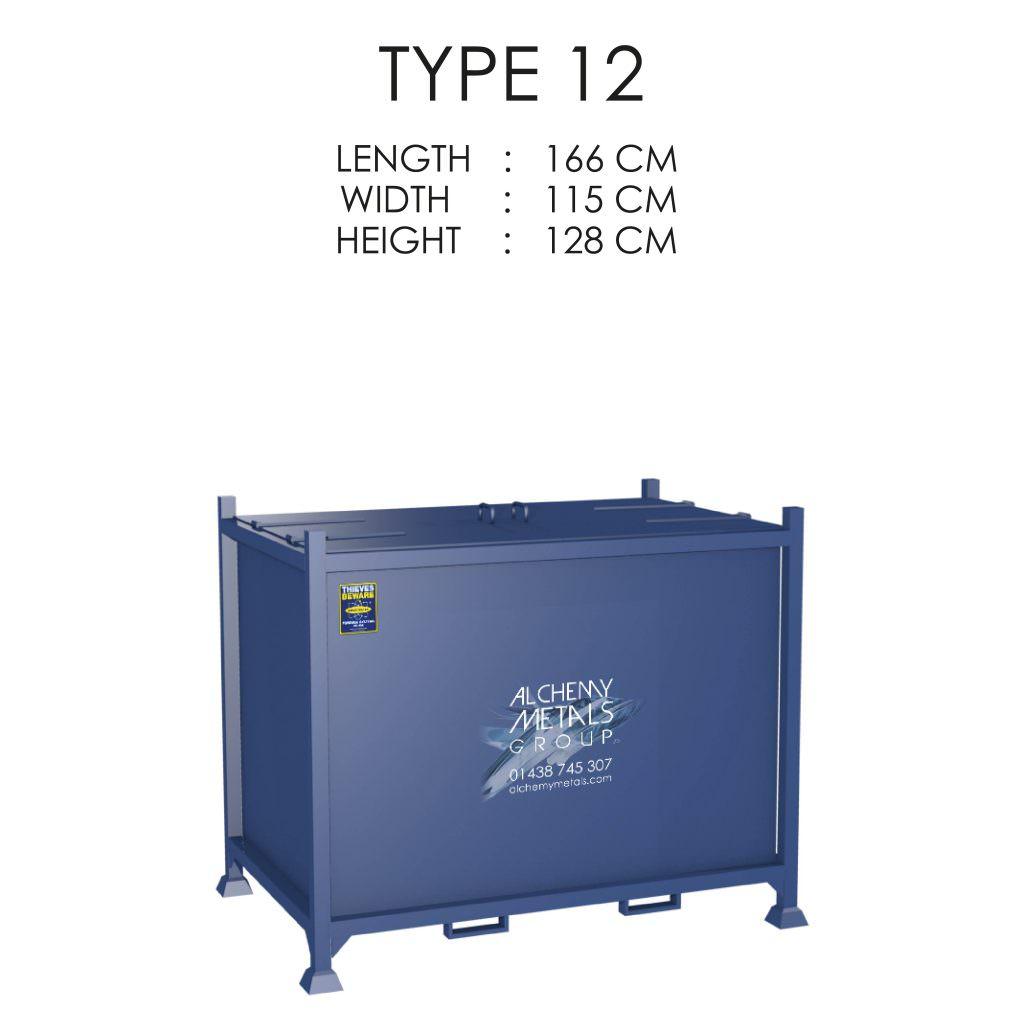 Type 12 Storage Solution