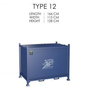 Type 12 Storage Solution