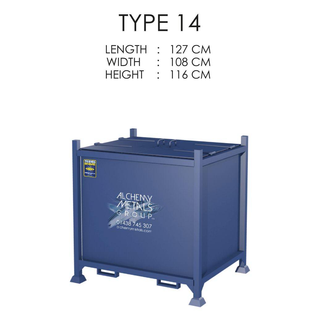Type 14 Storage Solution