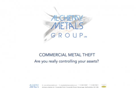 National Metal Theft Conference