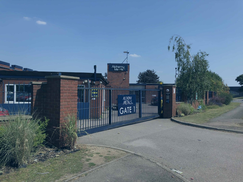 Photo of Alchemy Metals building exterior, Gate 1