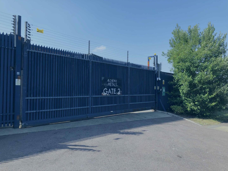 Photo of Alchemy Metals building exterior, Gate 2